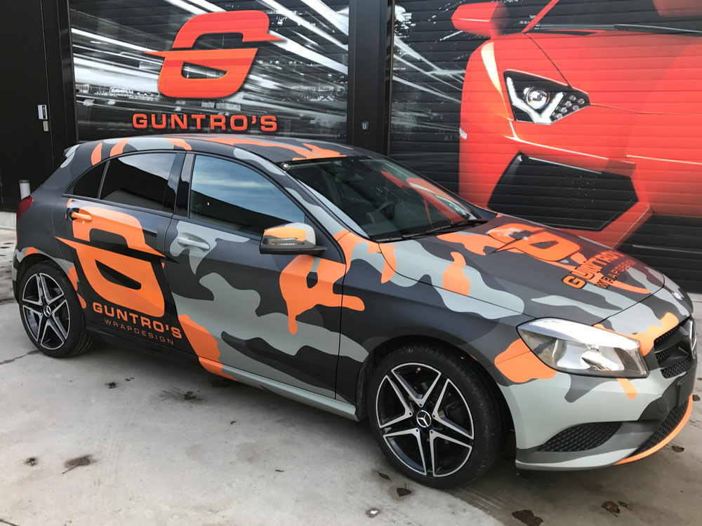 Wrapped By Guntros Wrap Design