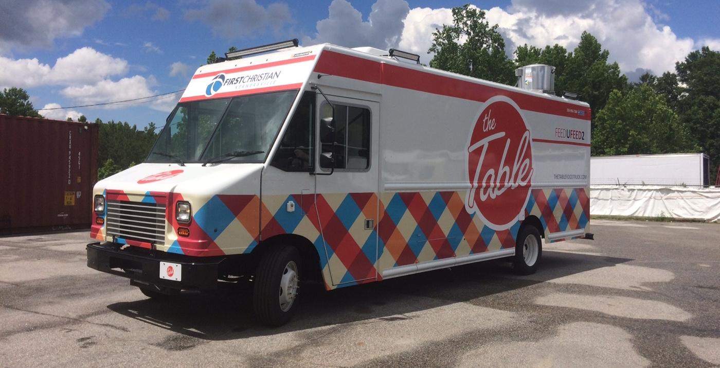 SLX® Cast Wrap Causes Food Truck Frenzy