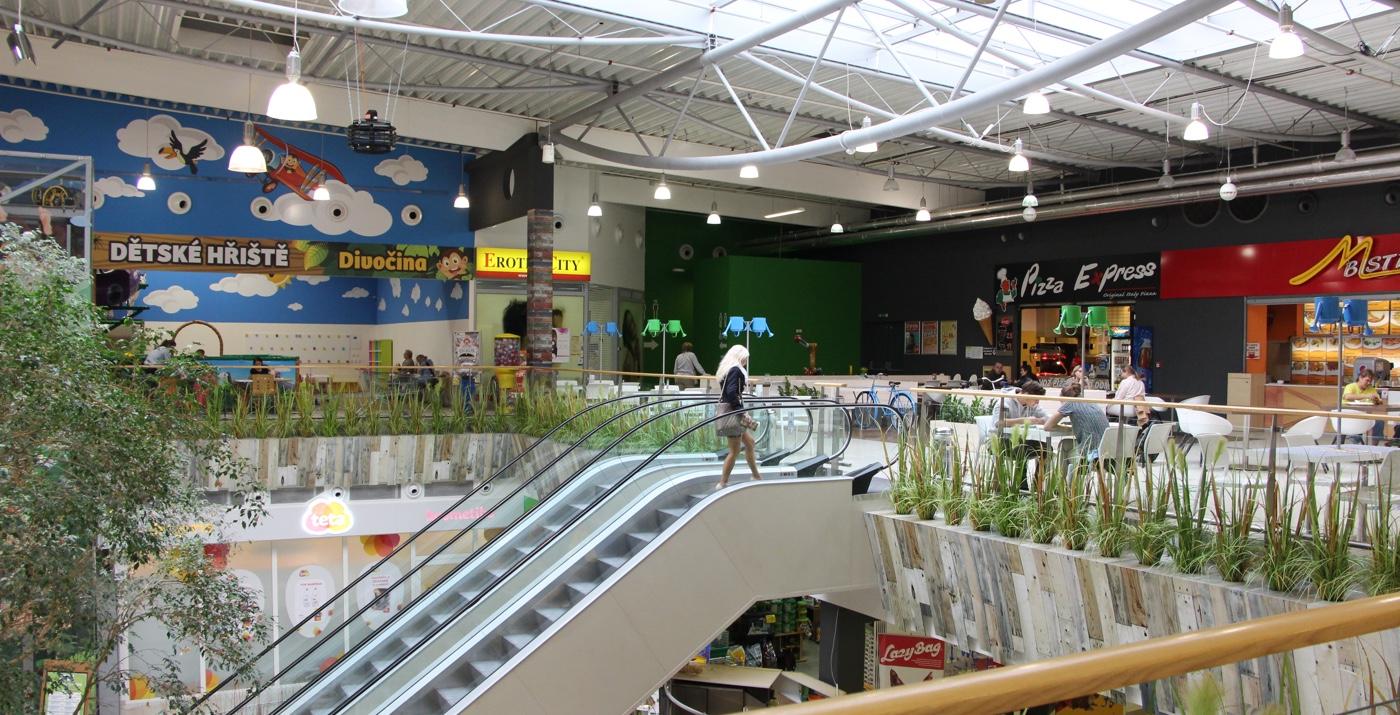 Orlice Shopping Centre