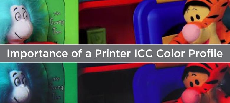 THe Importance of a Printer ICC Color Profile - Arlon HUB™