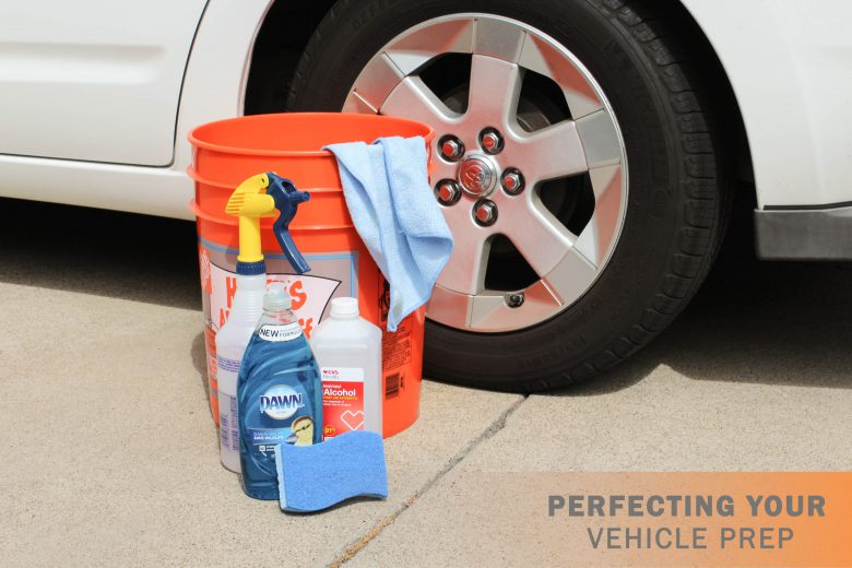 Perfecting Your Vehicle Prep