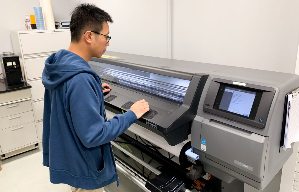 Printer Profiles: Checking Passes